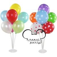 Stick Cup Standing Balon / Tatakan Balon / Tiang Balon / Gate Balon