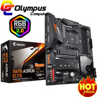 Motherboard Gigabyte X570 Aorus Elite AMD AM4 Ryzen