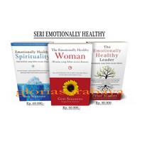 Paket Emotionally Healty ( Spirituality, Leader, Woman )