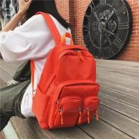 backpack tas ransel sekolah tas cewek tas cowok