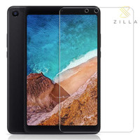Zilla 2.5D Tempered Glass Curved Edge 9H 0.26mm for Xiaomi Mi Pad 4