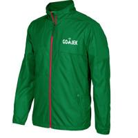 Jaket Gojek Pria / jaket motor parasut nyaman dipakai tidak panas