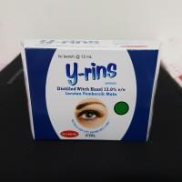 Yrins / Y rins larutan pembersih mata