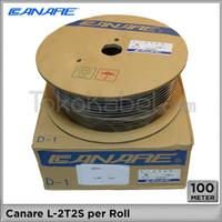 Kabel Audio Canare L-2T2S / L2T2S [per roll 100m]