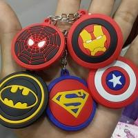 Gantungan Kunci Karakter Superhero