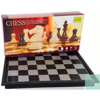 MAGNETIC BOARD CHESS - MAINAN ANAK CATUR BOARD GAME