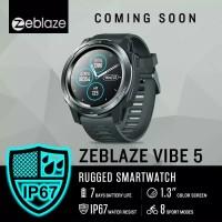 Zeblaze Vibe 5 smartwatch jam tangan pintar