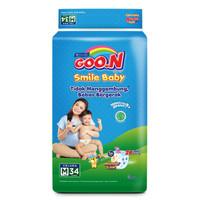Goon Smile Baby Popok Celana M34 M 34 /Popok Ukuran M/Diapers/Goo.N