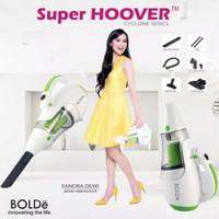 BOLDe Vacuum Cleaner Super Hoover Cyclone Penyedot Debu - Hijau
