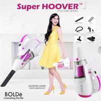 BOLDe Vacuum Cleaner Super Hoover Cyclone Penyedot Debu - Fuchsia