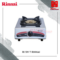 Kompor Gas 1 Tungku Rinnai RI 511 T