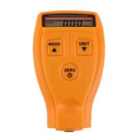 Digital Coating Paint Thickness Meter Alat Ukur Ketebalan Cat GM200