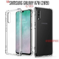Anti Crack Samsung Galaxy A70 Premium Airbag Soft Case Casing