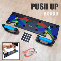 Push up Board - Papan Pushup Support - Training Gym Fitness