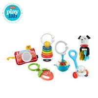 Fisher-Price Tiny Take-Alongs Gift Set - Mainan Gantung Anak Bayi