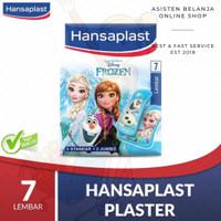 HANSAPLAST Kids Disney Frozen 7 Lembar Plester Luka Favorit Anak anak
