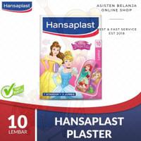 HANSAPLAST Disney Princess 10 Lembar Plaster Favorit Anak -anak