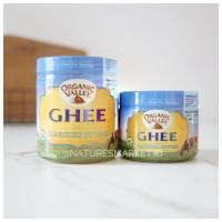 Organic Valley Organic Ghee Clarified Butter 212 gr