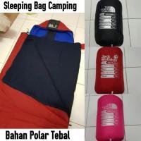 PROMO Sleeping bag polar tebal/ Sleeping bag camping/ Sb polar/