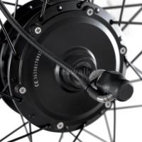 26x1.75'' Electric Bicycle Rear Wheel Disc Brake Hub Motor Kit 36V
