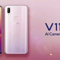 HP VIVO V11 i (VIVO V11i - V 11 i Ram 4/64 GB 4GB) BLACK/ HITAM
