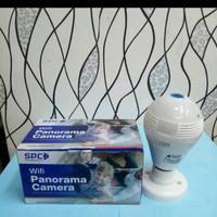 CCTV Spy Bohlam SPC Kamera Wifi Tersembunyi Camera Lampu Bos