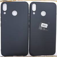 SLIM CASE MATTE BLACK BABYSKIN FOR ASUS ZENFONE 5 2018 NEW HOT TYPE