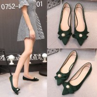 flat shoes variasi