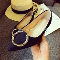 flat shoes ring bulat