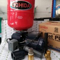 Tabung Jetpump Merah untuk Pompa Air Uchida Maspion MP325 alat tukang