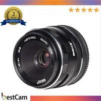 Murah Meike 25mm f1.8 APS-C Lens for Fuji X-mount - Hit
