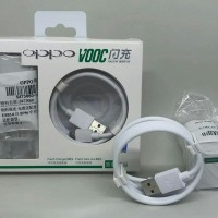 Charger VOOC Original for Oppo F9 Fast Charging 4A Casan