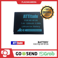 ATT Battery For Fuji NP-W126