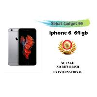 APPLE Iphone 6 64 gb SECOND International Fullset