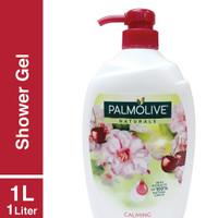 Sabun Mandi Palmolive Cherry Blossom Pump Botol 1 Liter
