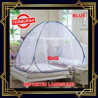 Kelambu Anti Nyamuk Tempat Tidur Super King 200 x 200 Besar Jumbo