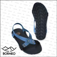[Official] Sandal Camou Pria BORNEO Biru