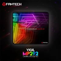 Fantech Mousepad - MP-292 Vigil (29 x 25 x 0.3) Mouse Pad Gaming