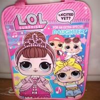 goodie bag ultah/goodie bag ulang tahun anak/goodie bag LOL