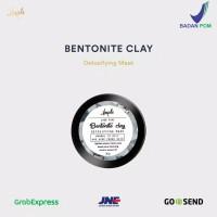 Haple Pure Premium Bentonite clay - Detoxifying Mask