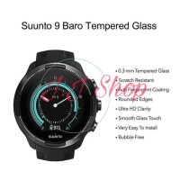 Tempered Glass Anti Gores Kaca Suunto 9 Baro Screen Guard Kaca