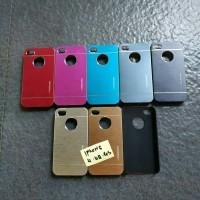motomo iPhone 4.4g.4s hard case hardcase cover metal