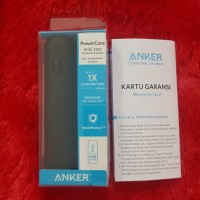 Power Bank Anker PowerCare Mini 3350 MAh