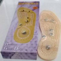 Alas Kaki Sepatu Magnetik untuk Terapi Peninggi Badan Health Therapy