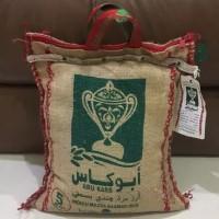 Beras Basmati Abukass Babeker Premium Quality 5 Kg