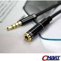 dbE 1.8m Kabel Aux Audio Ekstension 3.5 mm 3.5mm Extension - EX10-180