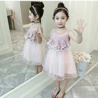 Dress casual/dress anak/dress casual anak/dress korea style