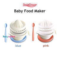 LUSTY BUNNY Baby Food Maker Alat MPASI Bayi LB-1334 - 6pc set