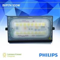 Philips lampu led sorot led 100w 100 w philips BVP 100 watt led tembak