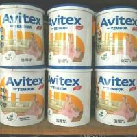 Cat Avitex Avian 1kg/ Cat Tembok/ Plafon/ Gysum/ Avian Brands